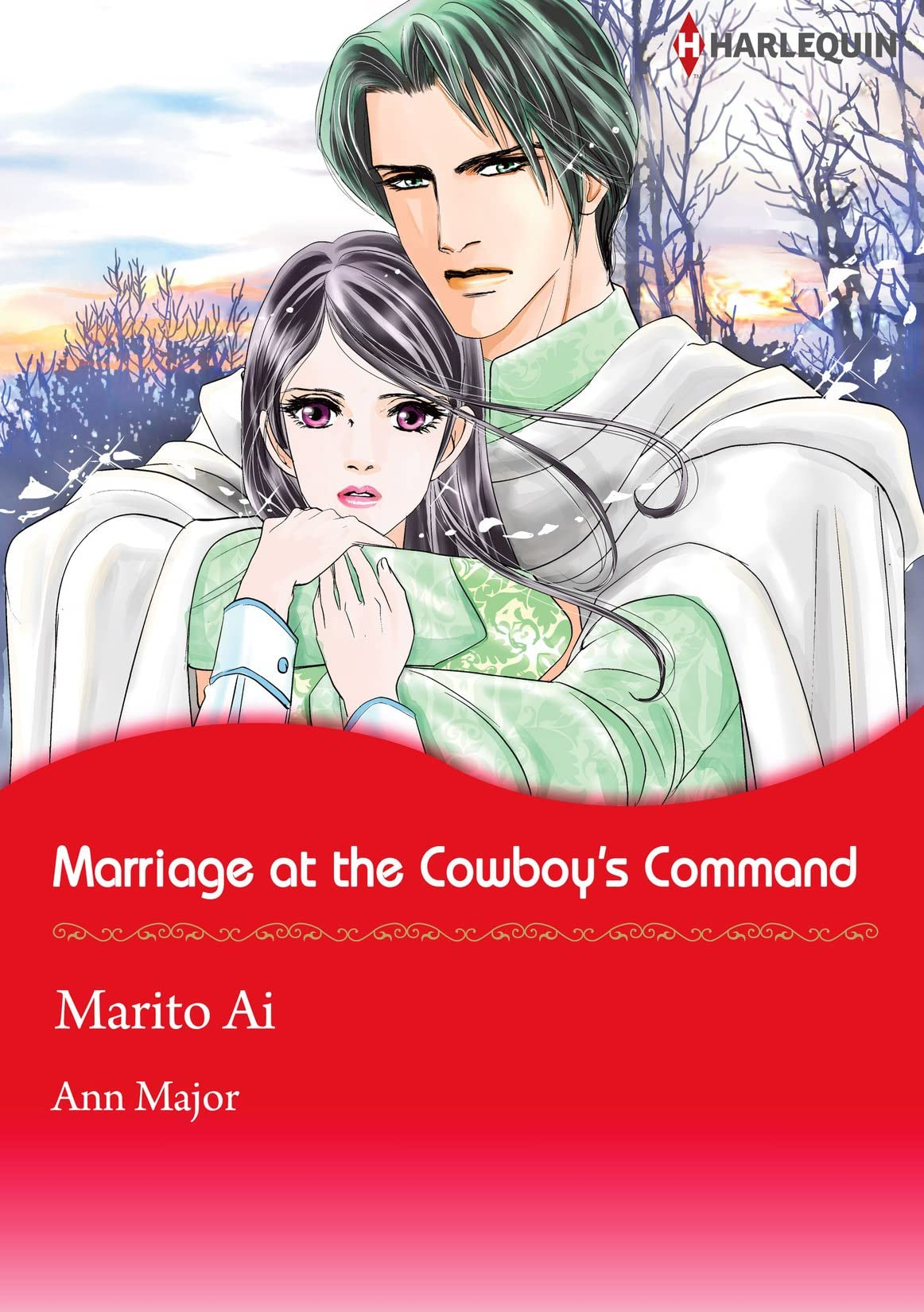 Marriage at the Cowboy's Command