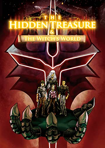 The Hidden Treasure & The Witch's World #1