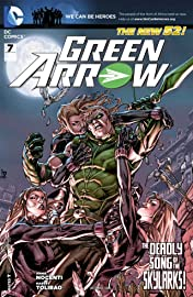 Green Arrow (2011-2016) #7