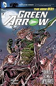 Green Arrow (2011-2016) No.7