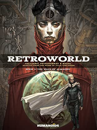 Retroworld Tome 1: The Ways Of Almagiel