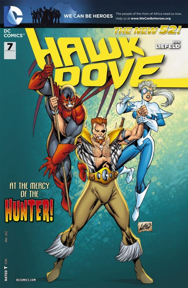 Hawk and Dove (2011-2012) #7