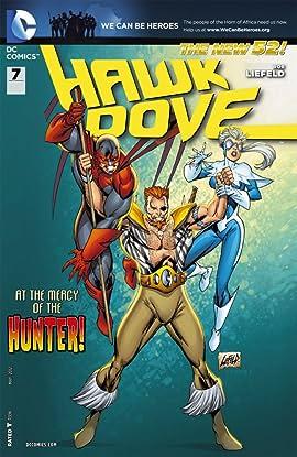 Hawk and Dove (2011-2012) #7