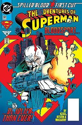 Adventures of Superman (1986-2006) #507