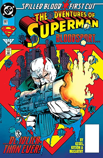 Adventures of Superman (1986-2006) #507