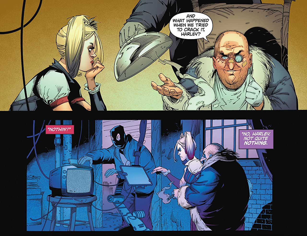Batman: Arkham Knight (2015-2016) #11
