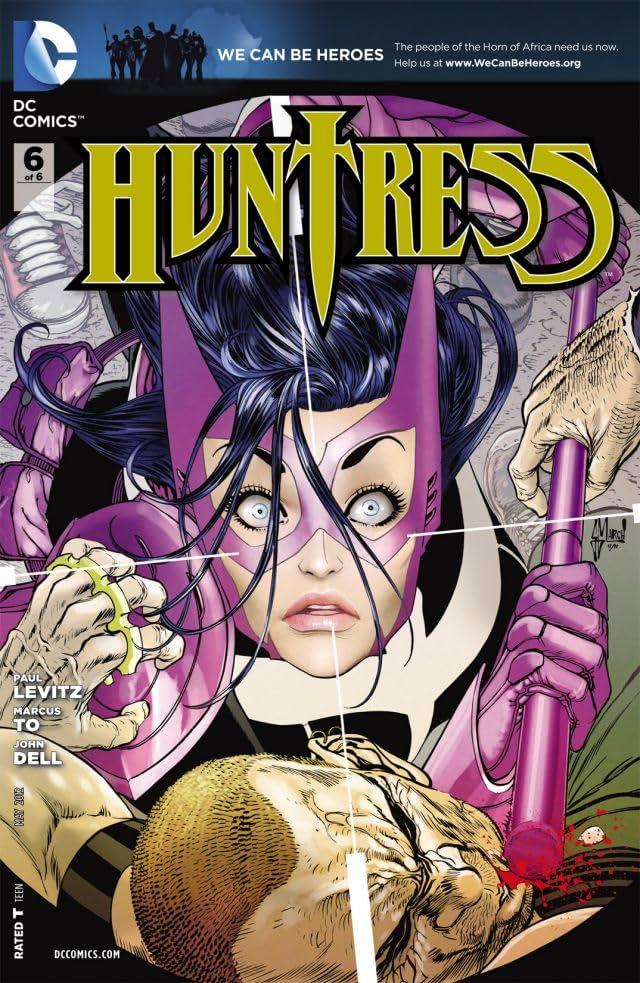 Huntress (2011-2012) #6 (of 6)