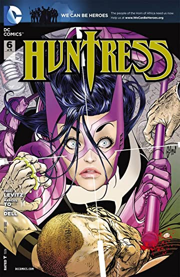 Huntress (2011-2012) #6 (of 6)