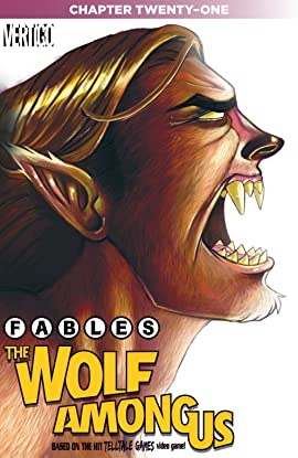 Fables: The Wolf Among Us No.21