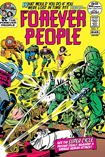 The Forever People (1971-1972) #7