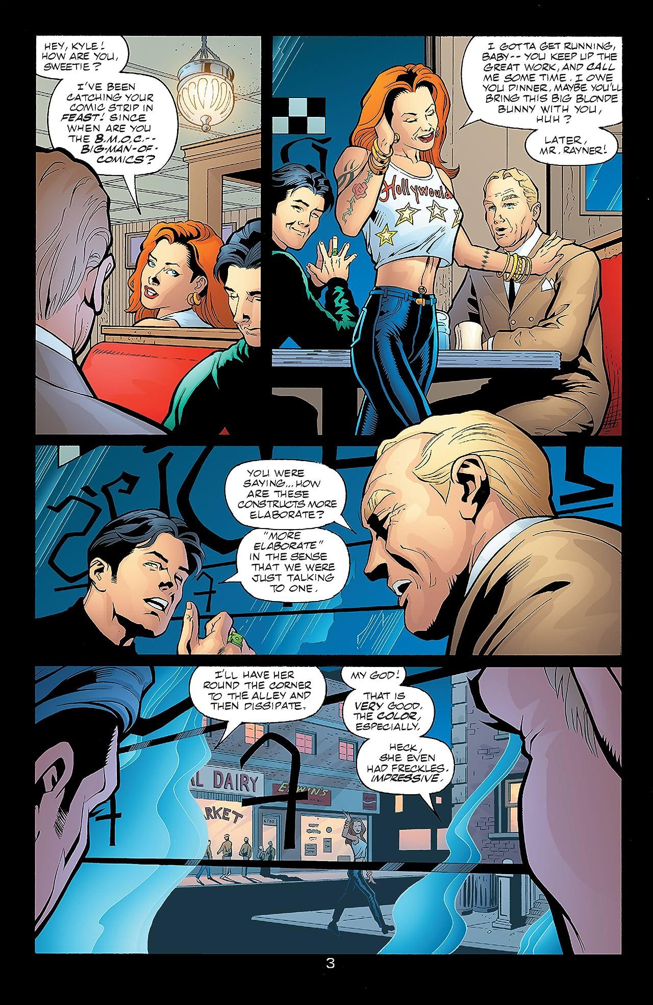 Green Lantern (1990-2004) #140