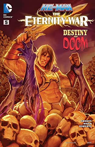 He-Man: The Eternity War (2015-) #5