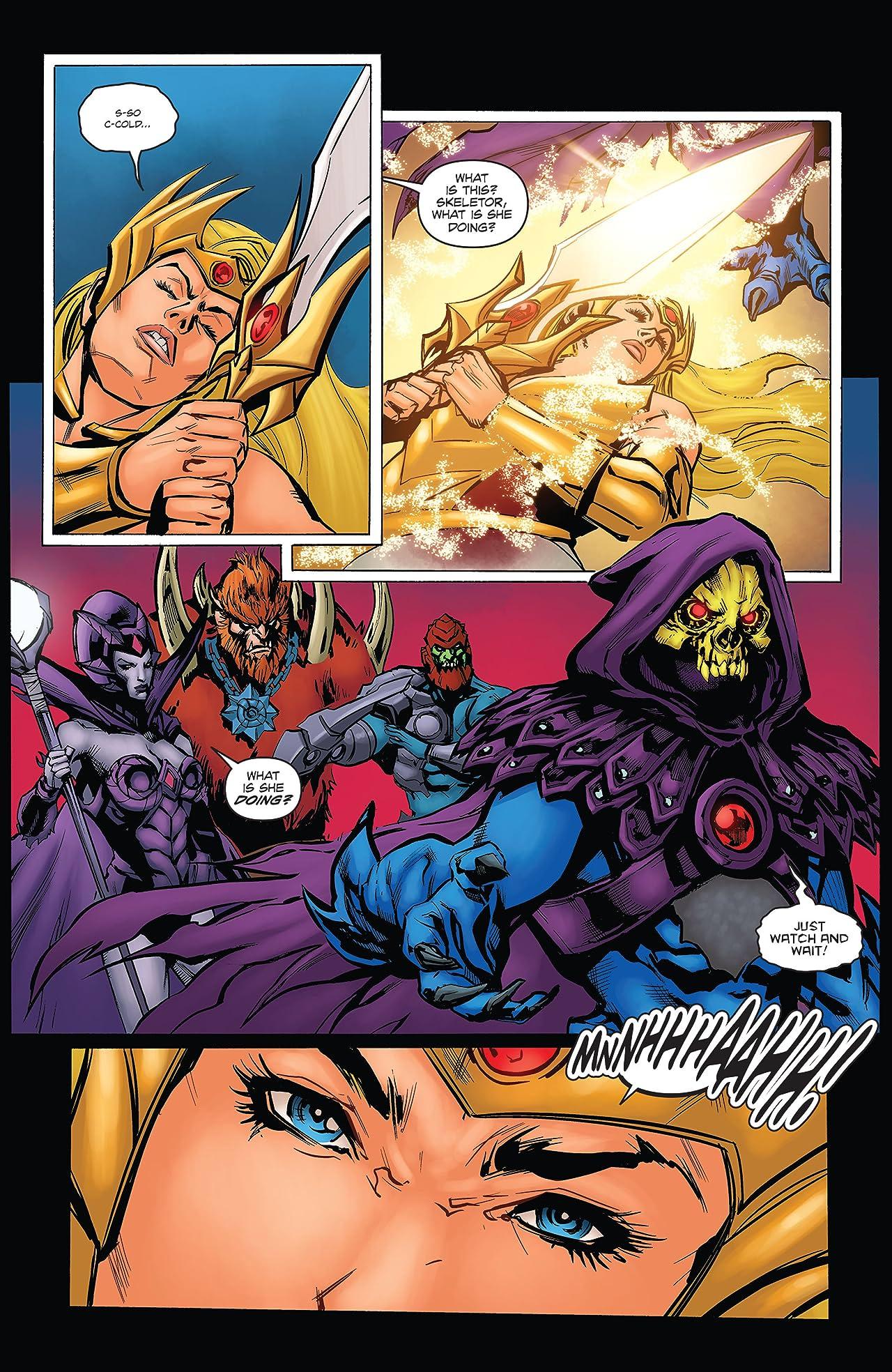 He-Man: The Eternity War (2014-2016) #5