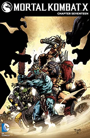 Mortal Kombat X (2015) No.17