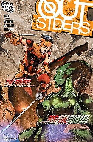 Outsiders (2003-2007) #43