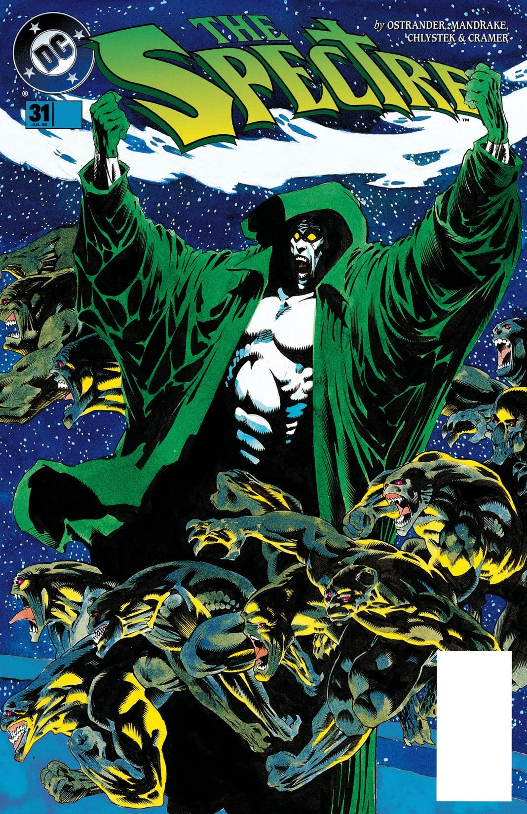 The Spectre (1992-1998) #31