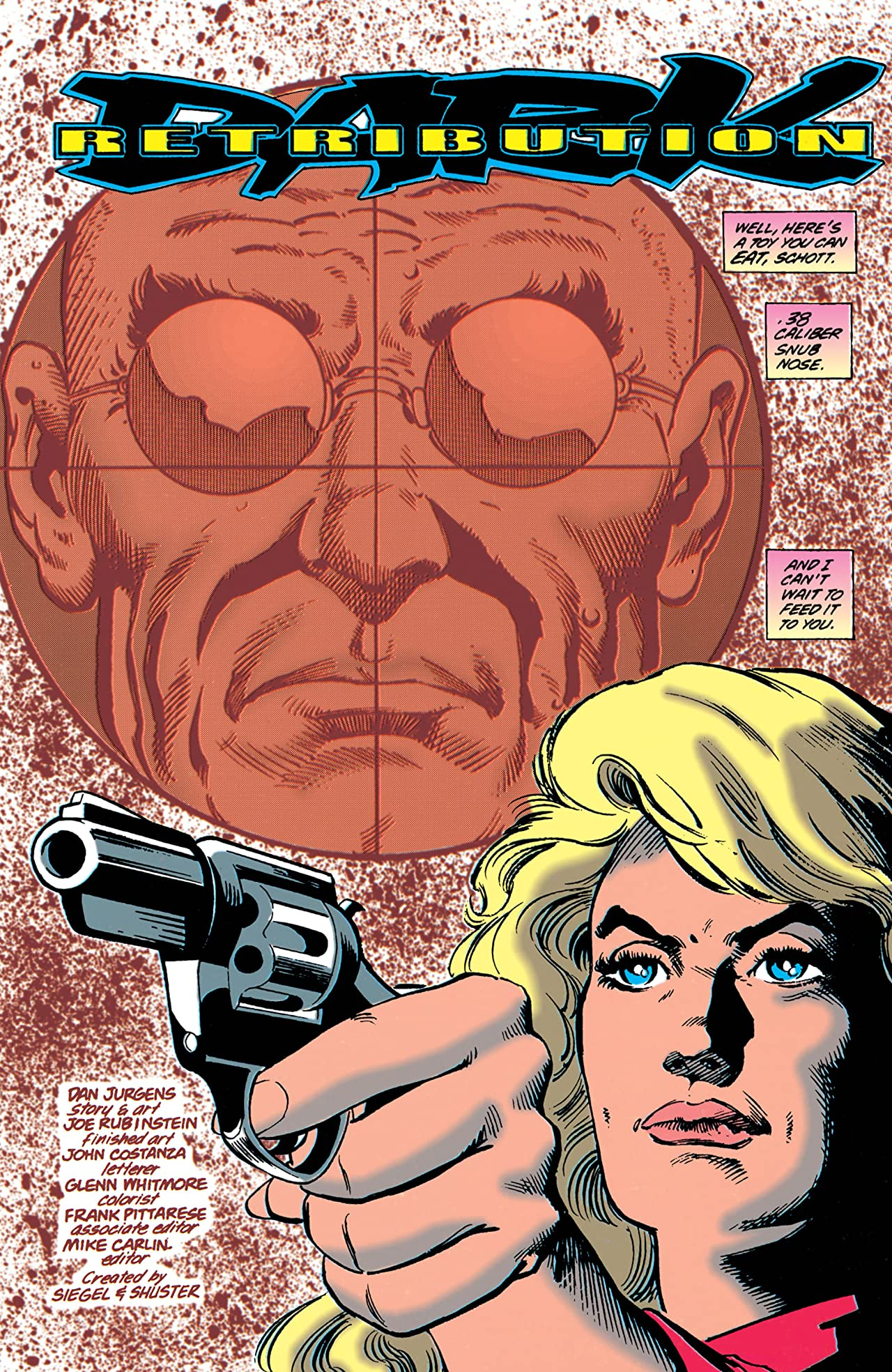 Superman (1987-2006) #85