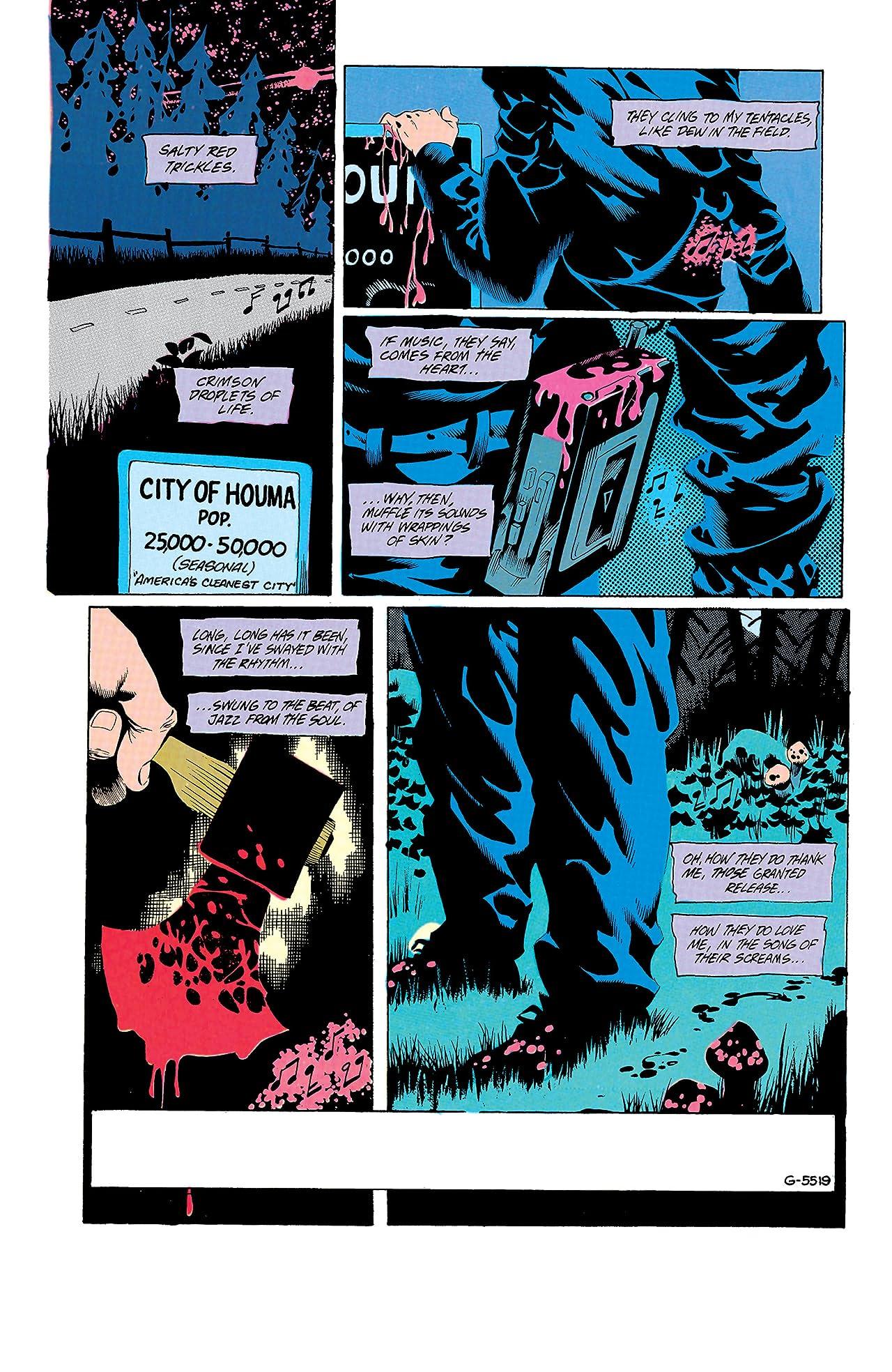 Swamp Thing (1982-1996) #94