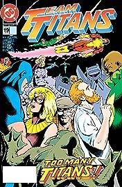 Team Titans (1992-1994) #19