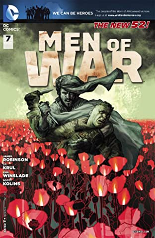 Men of War (2011-2012) #7
