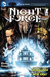 Night Force (2012) #1 (of 6)