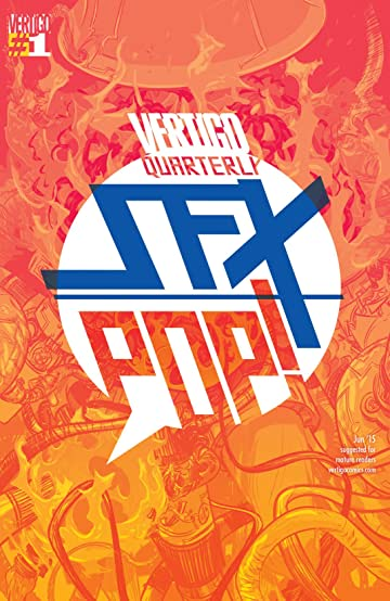 Vertigo Quarterly: SFX (2015-2016) #1