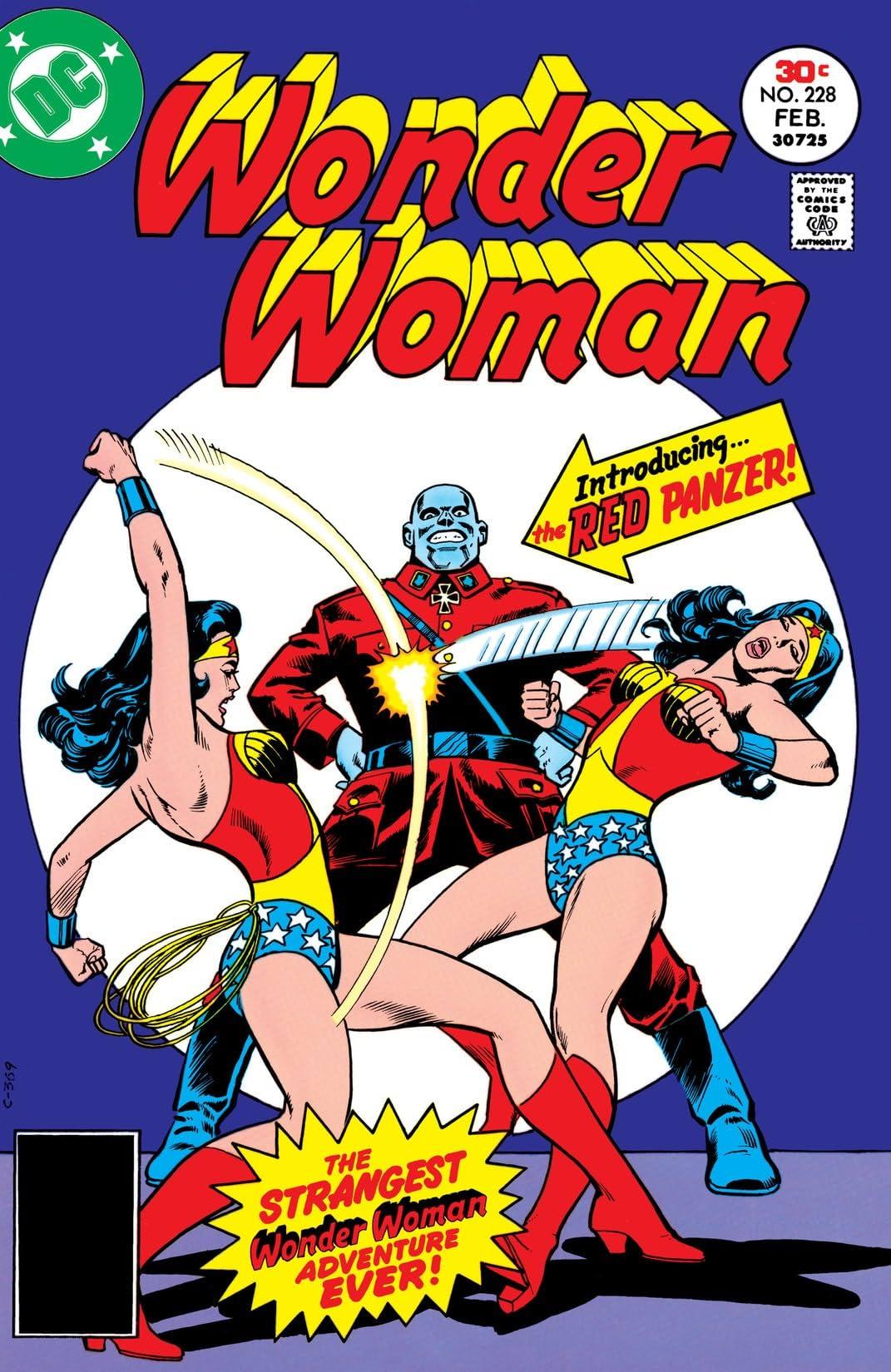 Wonder Woman (1942-1986) #228