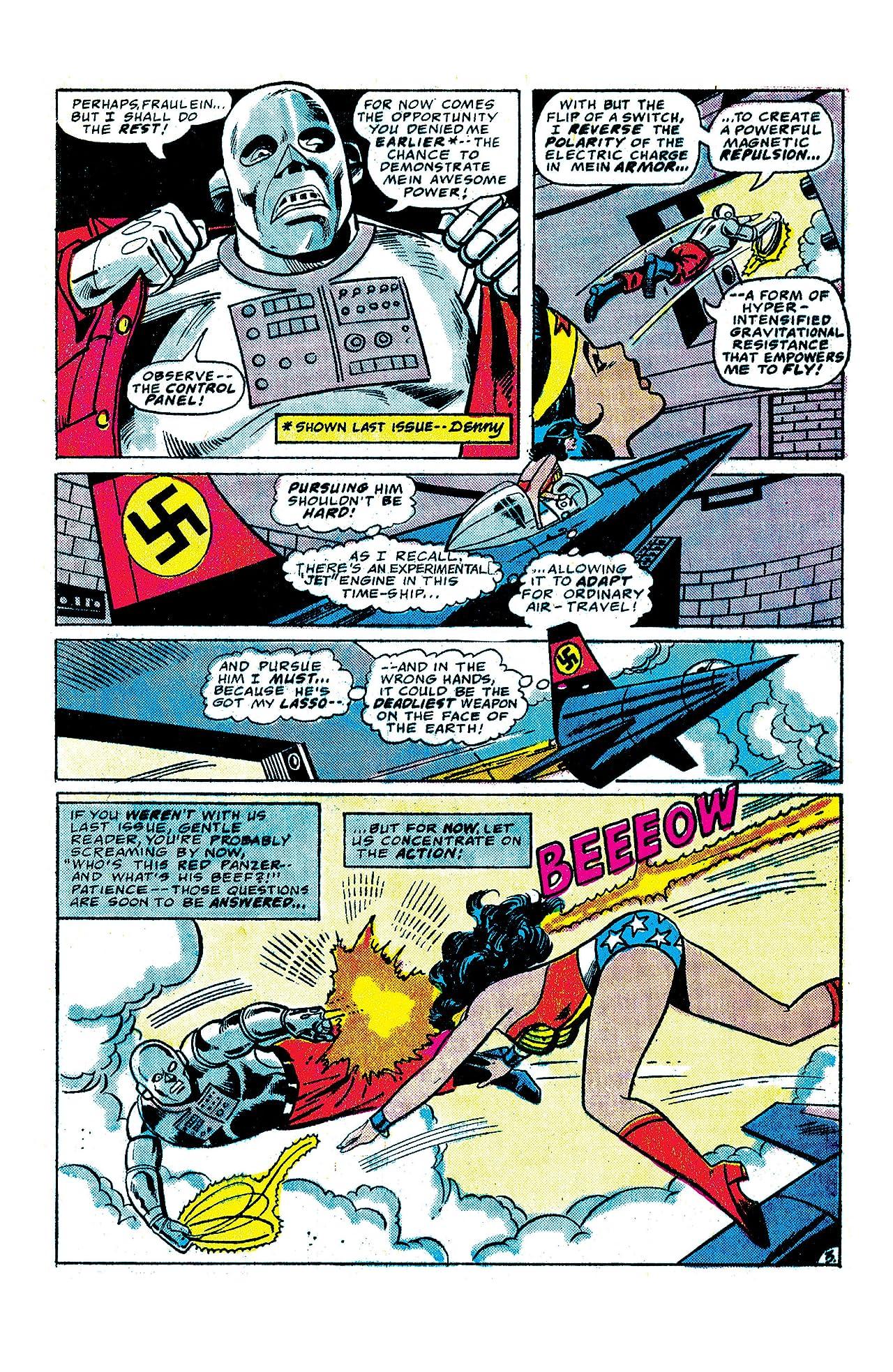 Wonder Woman (1942-1986) #229