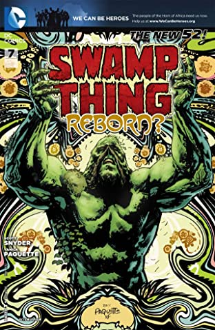 Swamp Thing (2011-2015) No.7