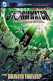 Stormwatch (2011-2014) #7