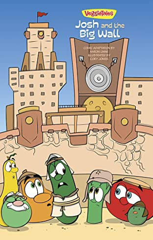 VeggieTales SuperComics: Josh and the Big Wall