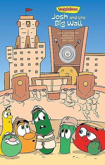 VeggieTales SuperComics: Josh and the Big Wall