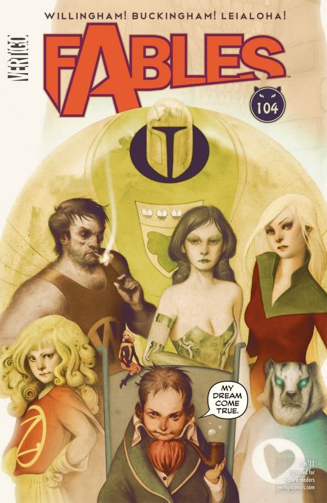 Fables #104