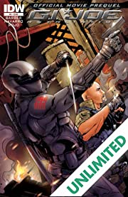 G.I. Joe 2: Movie Prequel - Retaliation #3