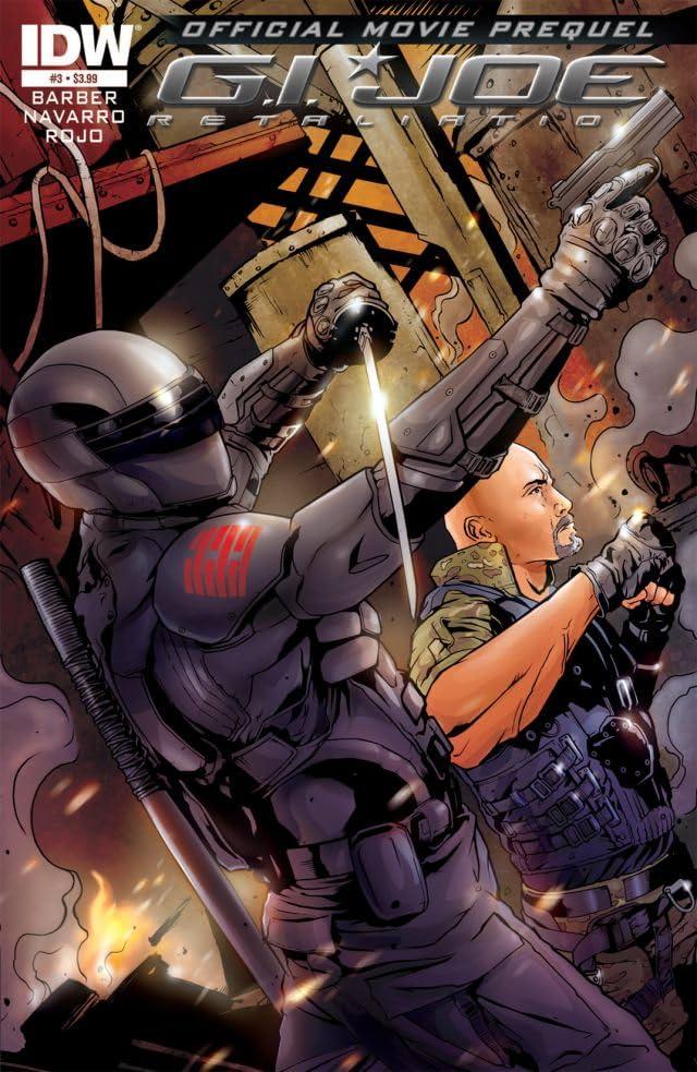 G.I. Joe 2: Movie Prequel - Retaliation #3