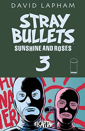 Stray Bullets: Sunshine & Roses #3