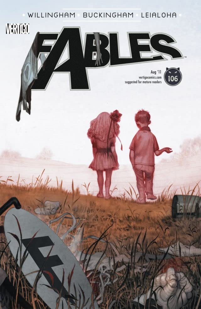Fables #106