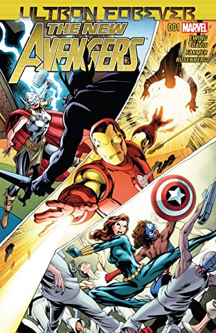 New Avengers: Ultron Forever No.1