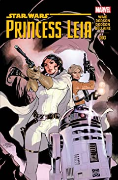 Princess Leia (2015) #3 (of 5)