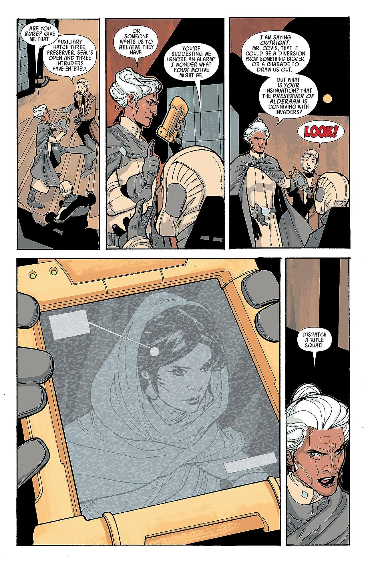 Princess Leia (2015) #3 (of 5)