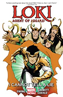 Loki: Agent of Asgard Vol. 2: I Cannot Tell A Lie