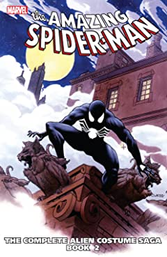 Spider-Man: The Complete Alien Costume Saga - Book Two