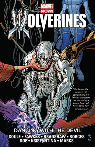 Wolverines Tome 1: Dancing With The Devil