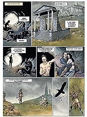 La Meute de l'enfer Vol. 4: La Tanière du mal