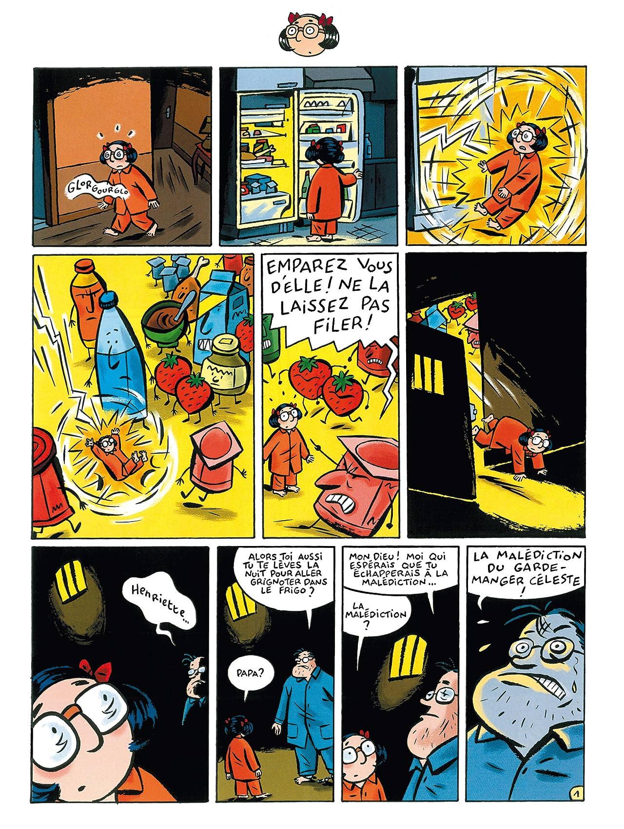 Henriette Vol. 3: Trop potes !