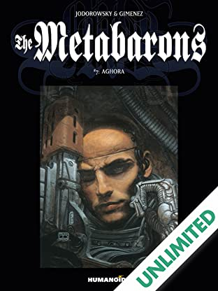 The Metabarons Vol. 7: Aghora