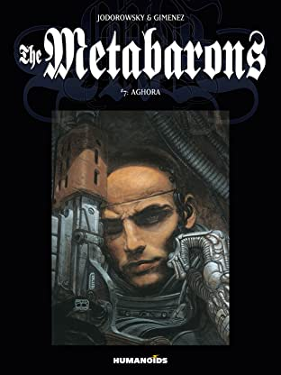 The Metabarons Tome 7: Aghora