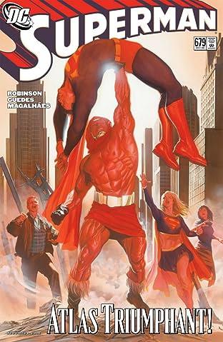 Superman (1939-2011) #679