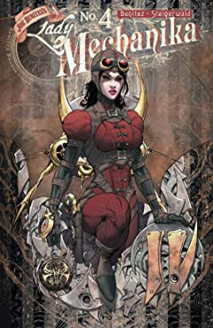 Lady Mechanika #4