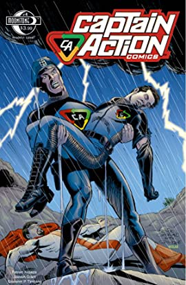 Captain Action #4